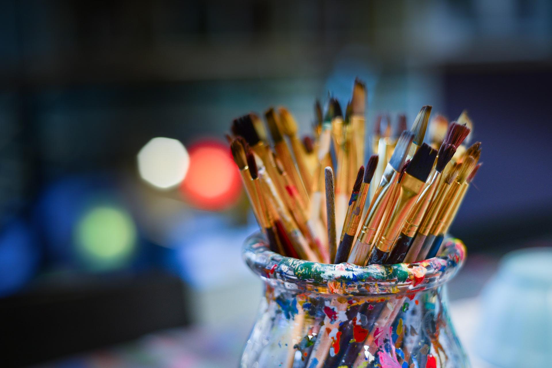 Терапия творчеством